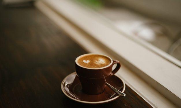 Espresso koffie inspireert!