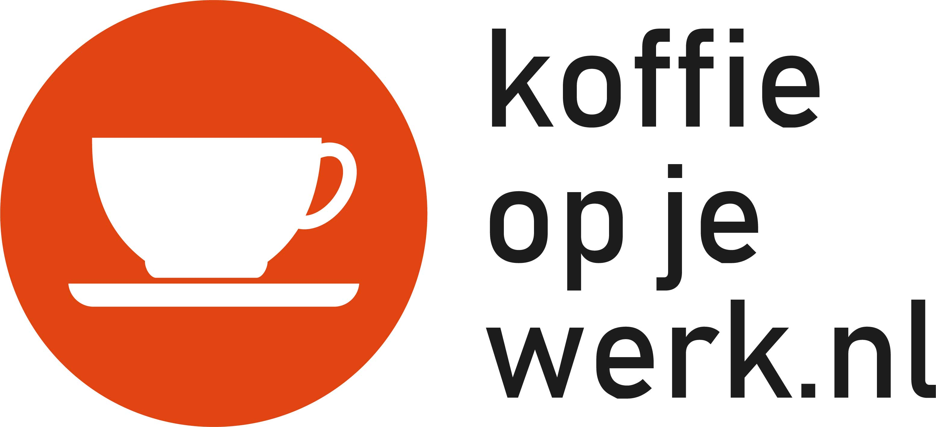 Koffie op je werk!